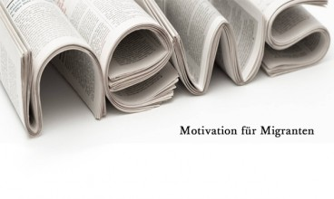 Motivation für Migranten